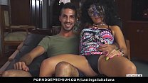 CASTING ALLA ITALIANA - Hardcore ass fuck with Romanian babe in Italian casting
