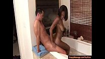 Download video bokep Evanni Tit Massage and Fucks a Dick with her Na... 3gp terbaru