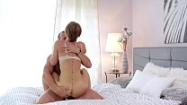 MOM Intimate creampie for brunette MILF ~ Tumblr teen girls thumbnail