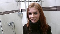 Redhead with innocent face doing perverted stuf... thumb