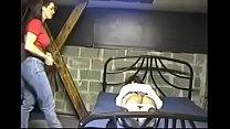 Hard belting for naughty boy