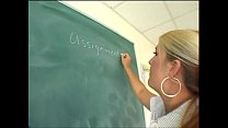 Chubby Teacher Fucks Student (WHO IS SHE?) video