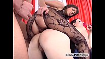jade jantzen taboo - Gaping assholes in rough threesome NL thumbnail