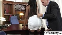 Slut Girl (codi bryant) With Big Boobs In Office Get Nailed clip-08