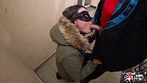 Download video bokep Girlfriend Deepthroat Big Cock in Porch after a... 3gp terbaru