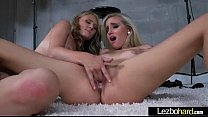 Lesbo Sex Action Between Teen Amazing Girls (Lily Rader & Naomi Woods) movie-20
