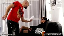 Barbara Bieber - Picky Manager Black Mail Throat Fuck Humiliation Preview