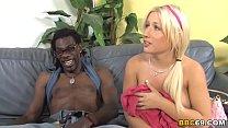pussy close up: Father Watches Sammie Spades Fucks Big Black Dick thumbnail