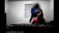 Pretty Redbone Chick With a Phatty - Camflickz.com