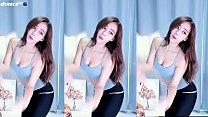 Korean BJ Haru dance gym sexy