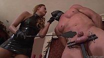 Draining Coach Jackson/3 Hot Mistresses Discover their Power/CBT