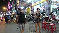 North Korean Defector Picking Up Thai Girls! [H...