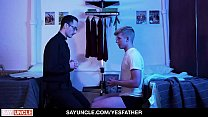 YesFather - Missionary Boy Barebacked By Priest Fiore