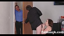 Kinky Aunt Fucks Step-Nephew| FamSuck.com Thumbnail