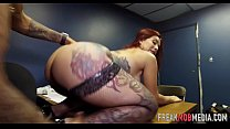 Queen Rogue vs Macana Man MILF BBC