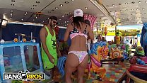 Image: BANGBROS - Franceska Jaimes Attends The Carnival, Gets Anal On Merry Go Round