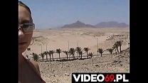 Polish porn - Polish teen sucks ice cream in Egypt