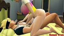 Anime Cosplay Porn Cap 1 Boruto receives a visi...
