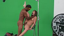 BANGBROS - Abella Danger Struggles To Film A Promo & The Director Gets Mad thumbnail