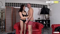 AMATEUR EURO - Naughty Asian Miyuki Son Fucks With Guy While GF Watch Vorschaubild