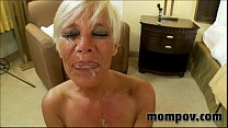 hot blonde milf gets fucked pornhub video