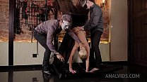 Hard BDSM With Gymnast Lara Frost NRX037