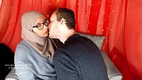 11414 Arab milf breastfeeding her new husband preview