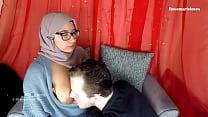 7420 Arab milf breastfeeding her new husband preview