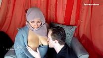 5964 Arab milf breastfeeding her new husband preview