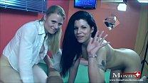Heisse Bi-Spiele und Sex mit Nachbar nach Tanznacht - SPM AmandaLaraTR03 Vorschaubild