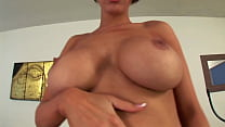 Cumshot on the beautiful tits Preview