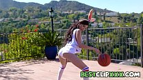 Watch this compilation of physically active babes such as Julie Kay, Tiffany Brookes, Alexis Rodriguez, Savannah Sixx and more break a sweat in the best kind of way. - FULL SCENE on http://BestClipXXX.com