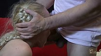 Petite blonde cheating shows her blowjob and de...