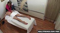 Image: Asain masseuse (Mia Lelani) Gives happy rubs and rides cock - Reality Kings