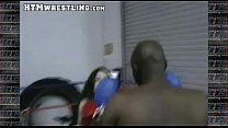 Boxing Sinn Sage Combat Fetish - Big Booty White Girl Boxer
