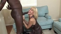 Sexy 58 Year Old Erica Lauren Sucking a BBC thumbnail