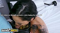 BANGBROS - Brown Bunnies St. Patrick's Day Special With Honey Gold
