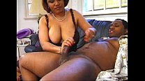 Kira gets her thick black ass Fucked preview image