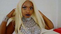 Mizz Jada Thyck Volume 1 - Massive Big Black Booty For Your Viewing Pleasure - HUGE EBONY ASS