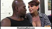 Mommy stuffed with BBC 23