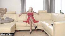 Image: GLamkore - Fit Czech babe Blanche Bradbury Erotic DP Session