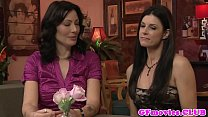 Beautiful mature sapphic kissing pornhub video