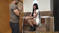 Novinha de 20 anos dando o cu pela primeira vez ( Mariana Torres ) Image