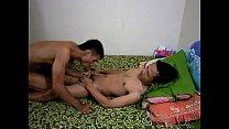 Aris Nurdiansyah With Boy Friend Image