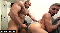 Jeffrey Lloyd with Tomm at Caught On Purpose Scene 1 - Trailer preview - Bromo