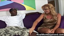 RealMomExposed - Horny milf goes wild for big black dick pornhub video