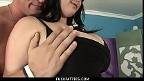 FuckFatties - Beverly Paige Thanking His Big Cock For His Cum