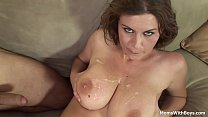 Big Tit MILF With Lovely Titties Hard Fucked