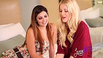 Lezzie BFF -  CHARLOTTE STOKELY x NATASHA MALKOVA Busty babes in Action