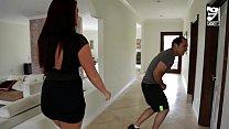 Porno mexicano, Corredor engaña chichona para cogersela!!! Image